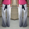 On sale 2015 new fashion women long pants joggers sportpants comfortable slim striped casual trousers belt plus size-in pants & capris from women's clothing & accessories on aliexpress.com | alibaba group