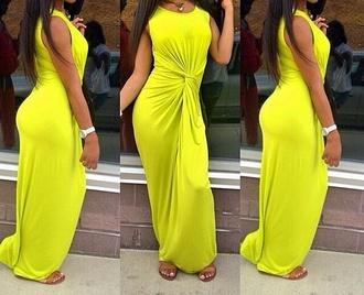 dress bright sundress