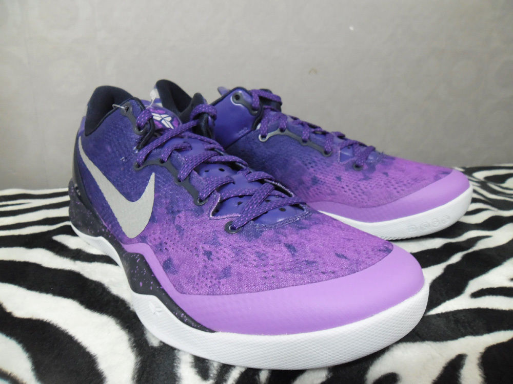 Nike Kobe 8 VIII System Purple Gradient US17 What The Mambacurial Area 72 BHM | eBay