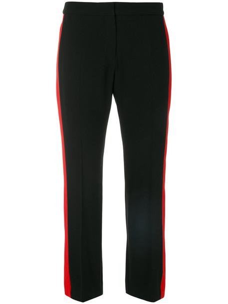 Alexander Mcqueen women black pants