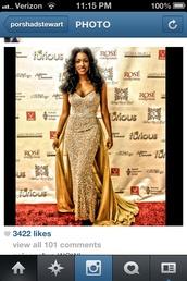 dress,gold sequins,long prom dress