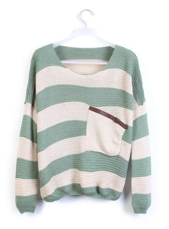pocket popular streetwear stripes