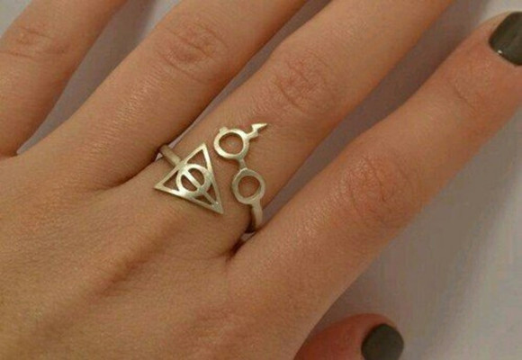 jewels ring harry potter rings