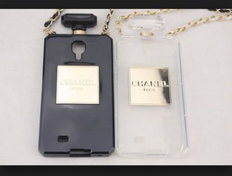 phone case chanel phone case galaxy s4 case chanel perfume case