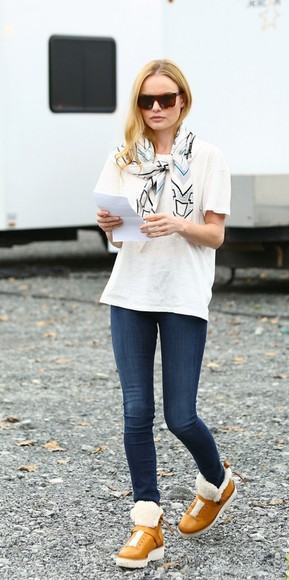 kate bosworth fall outfits boots winter boots