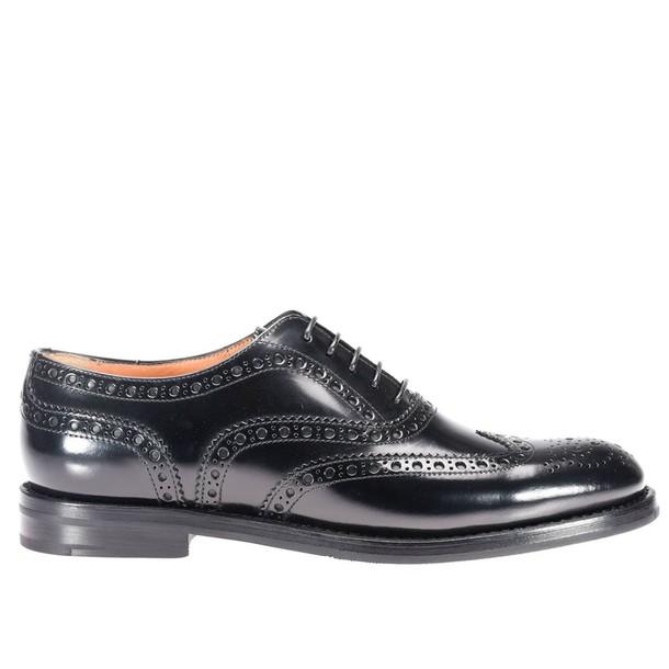 Churchs women shoes black