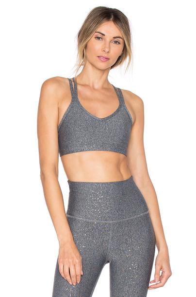 Beyond Yoga bra sports bra back black underwear