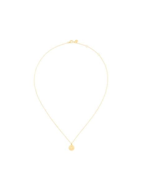 women zodiac pendant gold grey metallic jewels