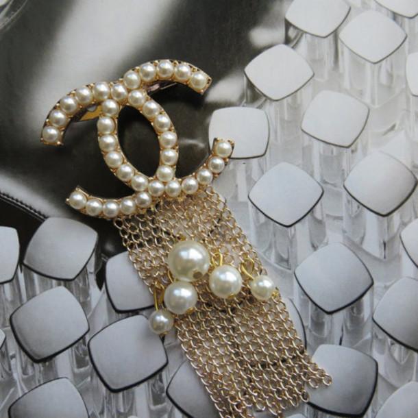 Jewels Fashion Jewelry Replica Chanel Chanel Inspired