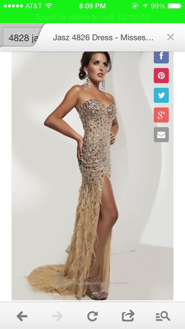 dress prom dress jasz couture 4826