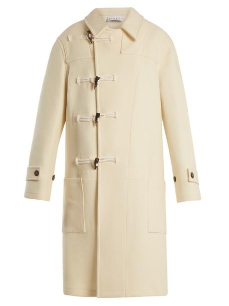 Raey coat duffle coat wool