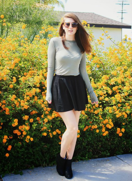these days skirt shoes