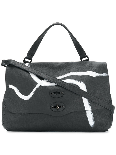 Zanellato women leather black bag