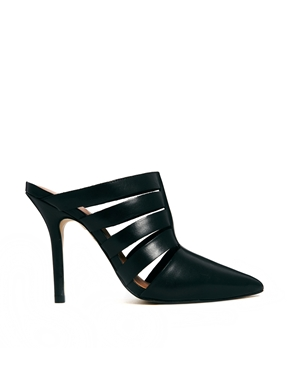 ALDO | ALDO Acaren Heeled Mule Shoes at ASOS