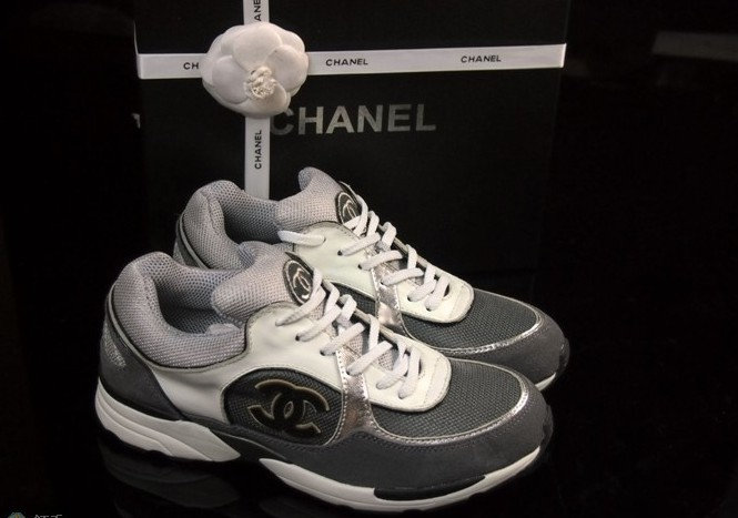 Chanel Running Sports Sneakers Women's Shoes - jishopping