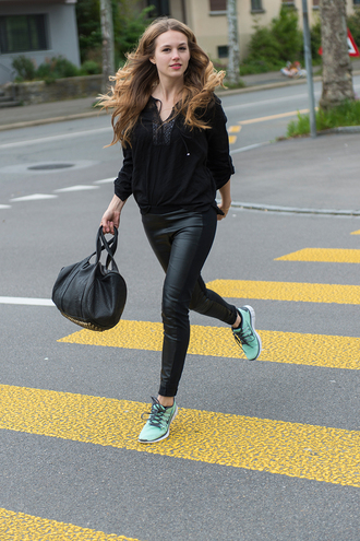 fashion gamble top pants shoes bag