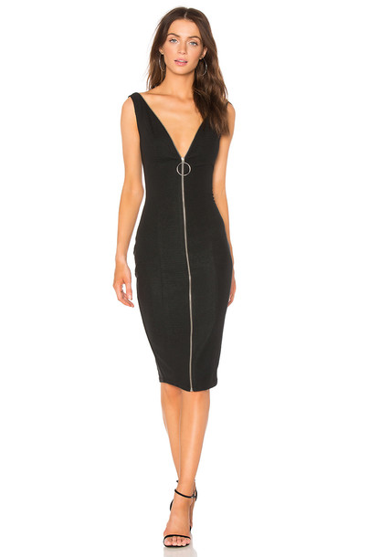 Misha Collection dress black