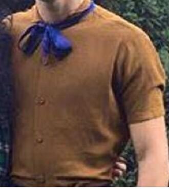 shirt melanie martinez brown dark crybaby celebrity model
