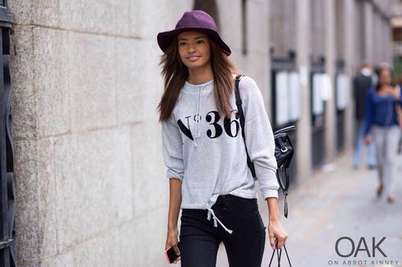 quote on it malaika firth streetstyle