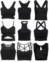 top,black crop top,black top,black,shirt,crop tops,short,cute,grunge,grunge t-shirt,fancy tops,dressy tops,nike,adidas,trendy,fashion,tommy hilfiger,summer top