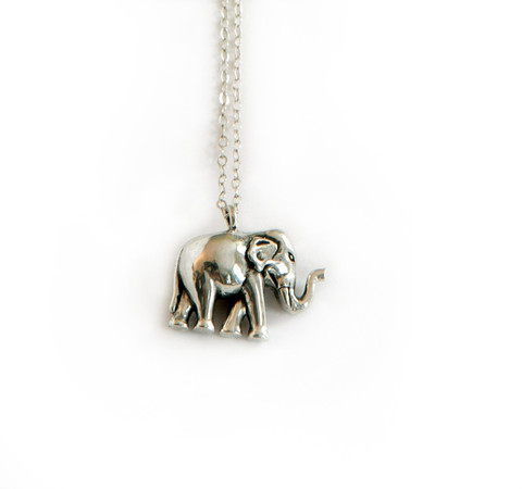 Gaffney Designs | Lucky Elephant Necklace