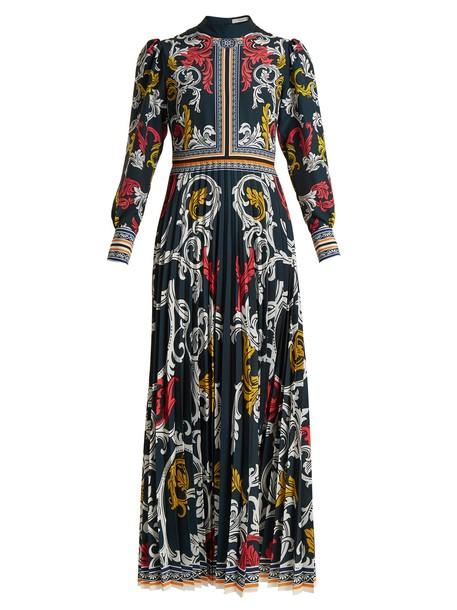 MARY KATRANTZOU gown pleated dress