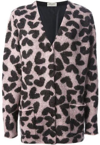 cardigan heart fashion fashion blogger cute jacket perfect spring