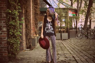 stardust bohemian blogger tank top jacket jewels hat