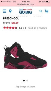 shoes,purple black jordans