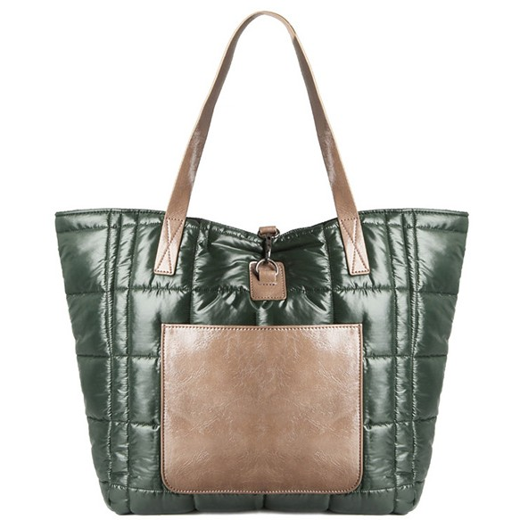 Quilted & Padded Tote