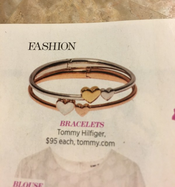 jewels rose gold heart bracelets tommy hilfiger. Black Bedroom Furniture Sets. Home Design Ideas