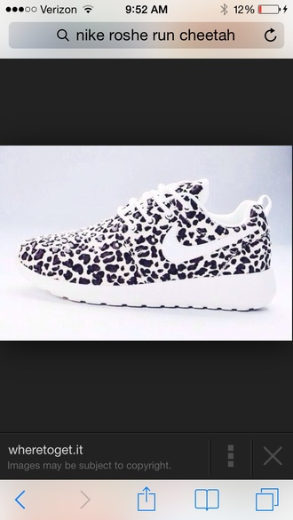 shoes nike rosche run leopard white black nike leopard nikes white black print leopard print nike leopard shoes nike roshe run roshe run marble pack roshe run marbl