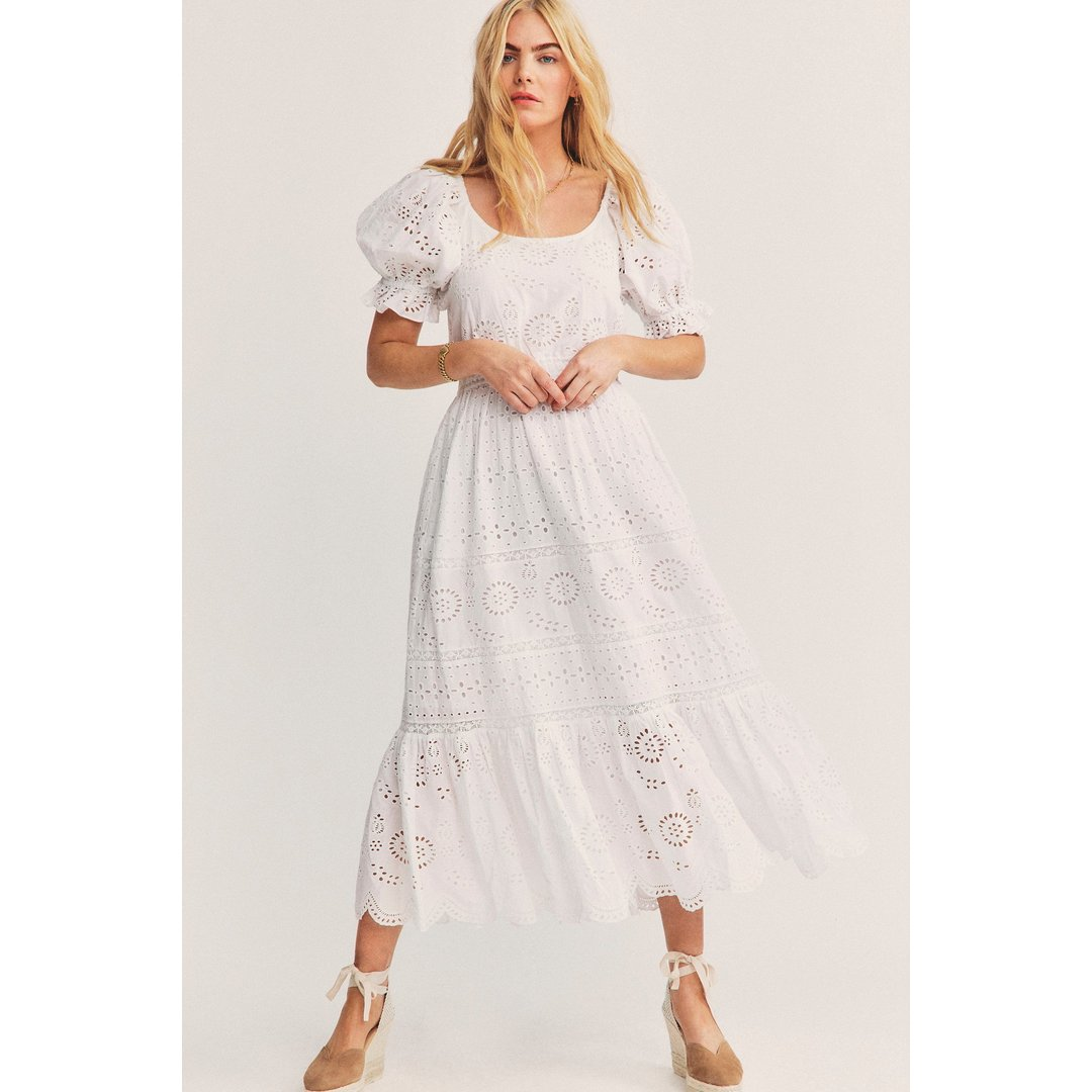 Lupita Midi Dress