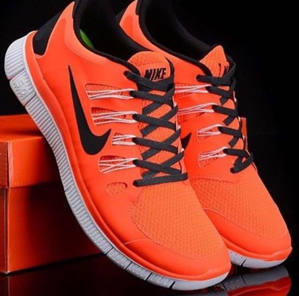8571a077fb14 shoes nike orange shoes adidas dope nike running shoes