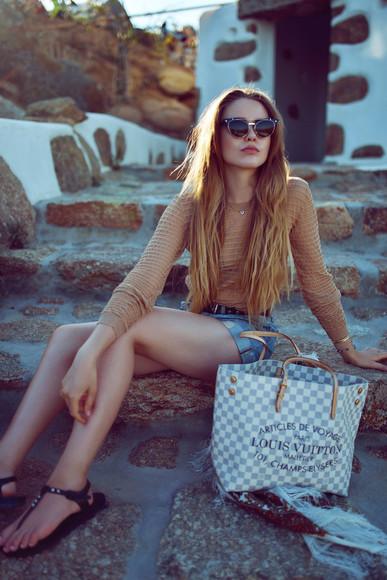 kayture shoes bag sunglasses top louis vuitton