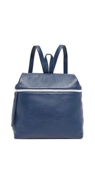backpack navy bag