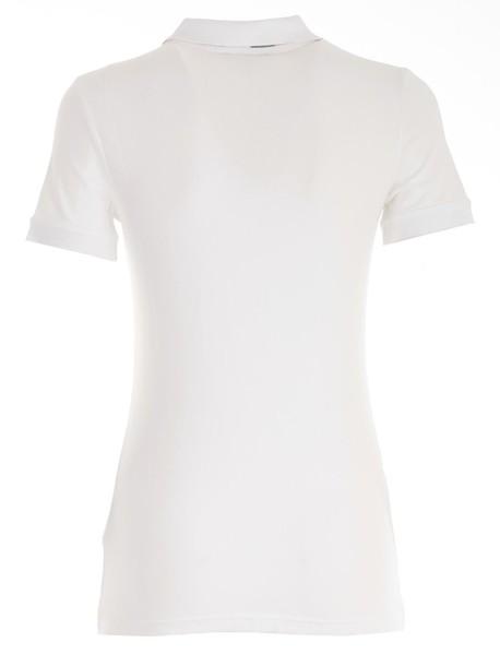Burberry shirt polo shirt white top