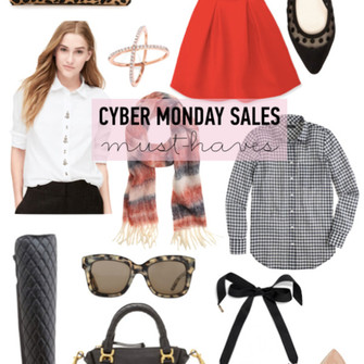 scarf sunglasses red dress blogger gal meets glam black friday cyber monday animal print scarf red