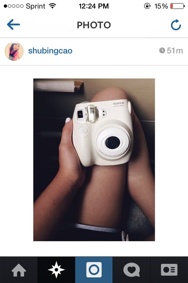 camera polaroid camera