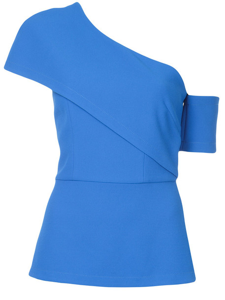 GINGER & SMART top women blue