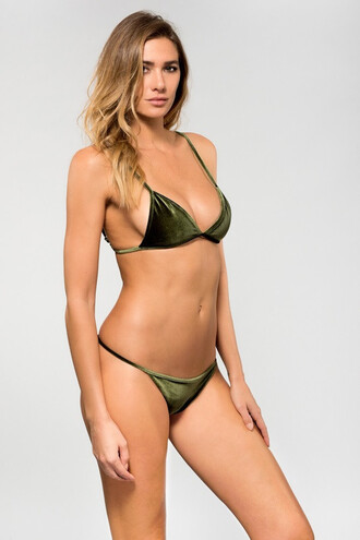 swimwear bikini bottoms dbrie swim green skimpy bikiniluxe