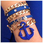jewels,hot,cute,blue dress,blue,jewelry,bracelets,shopfashionavenue,princess,chichime,exclusive