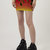FLAMES MINI SKIRT by Illustrated People