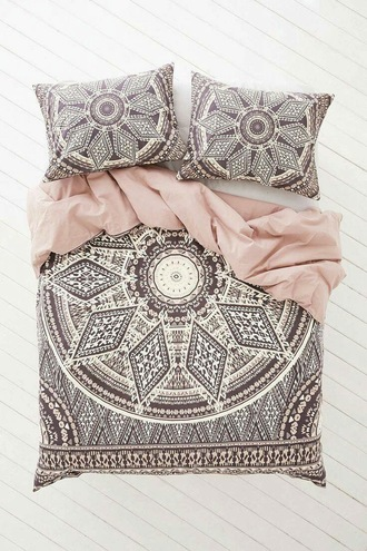 home accessory boho bedding bedding boho geometric mandala