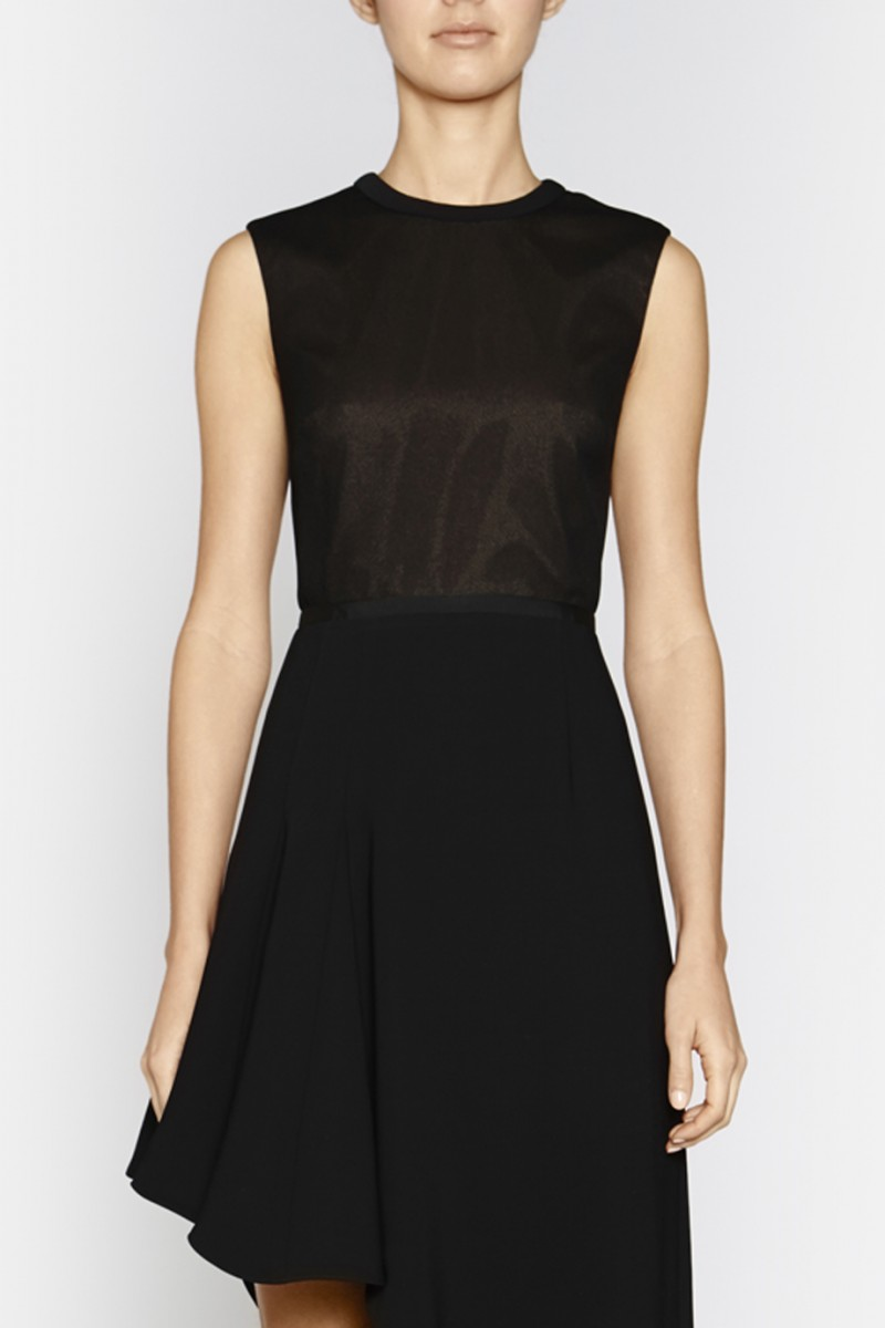 Critical Dress in Black by CAMILLA AND MARC