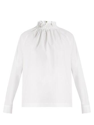 top high cotton white