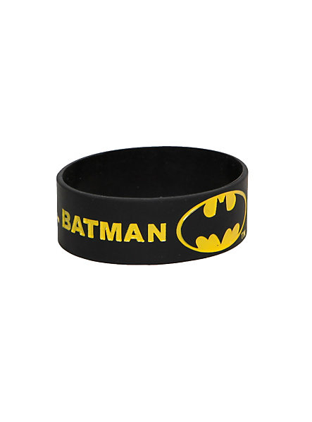 DC Comics Batman Keep Calm And Call Rubber Bracelet | Hot Topic