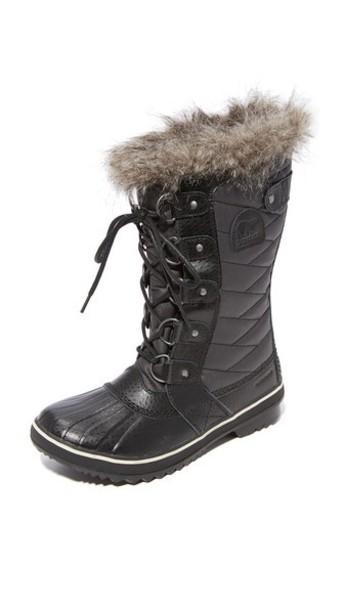 Sorel Tofino II Boots in black / stone