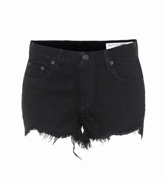 Rag & Bone shorts denim black