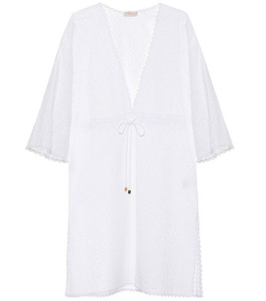 Tory Burch dress cotton white
